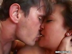 Manuel Ferrera screws hot Asian slut