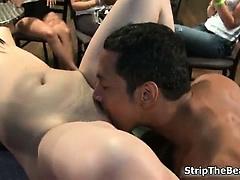 Horny hot sluts get horny jerking
