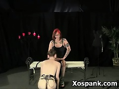 Kinky Amazing Spanking Masochiatic Sex