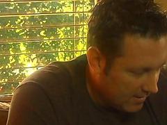 Man bangs his girlfriend