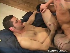 Adam returns to give hunky Jack a damned good seeing too.