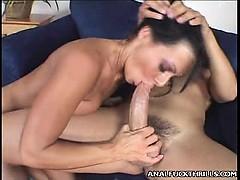 Butt Fucking Sandra