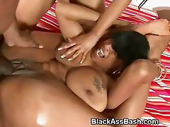Black Girls Share Facial