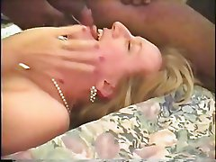 wife gets some cum