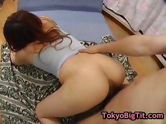 Waka satoh gets her tight pussy fucked part3
