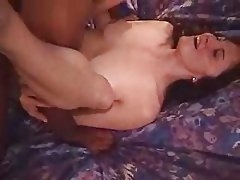 A good slut always begs BBC to cum inside her