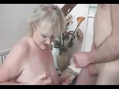 cummin' divorcee janet mature big tits