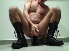 Extended prostate milking