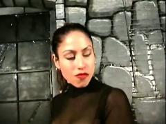 dominant and cruel mistress Carissa