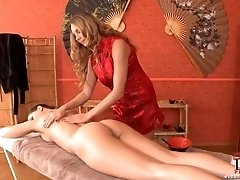 Eve Angel massage porn
