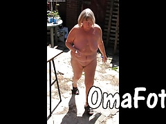 OmaFotzE Compilation of Amateur Granny Photos