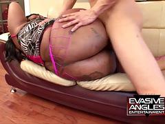 bbw sexual savage / caramel dior 1st porn scene