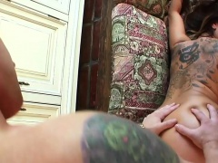 Milf slut loves to ride cock