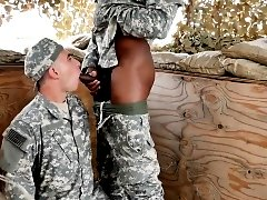 Naked army men gay first time hot super-naughty troops!