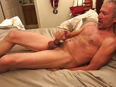 Waking up my cock