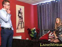 Glam domina watches jerk