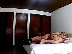 young german couple rough hotel sex gets filmed hidden cam