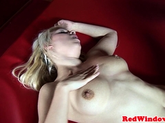 Real dutch hooker fucked and jizzed in mouth