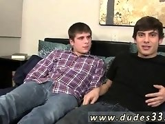 Extreme gay twink teen Zaden and Trent get lubricated up as