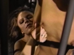 BRUCESEVENFILMS - Jamie Leigh loves a rough lesbo treatment
