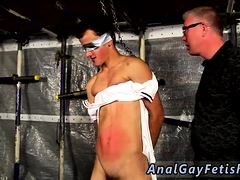 Gay sexy male bondage doctor xxx The Master Drains The Stude