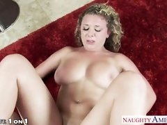 Super Hot housewife Brooke Wylde take stiffy in POINT OF VIEW