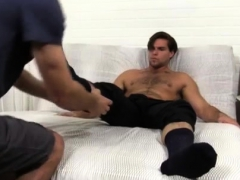 Gay boys foot sex Cameron Worships Aspen's Feet & Makes