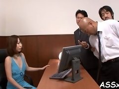 uncouth asian anal toying japanese feature 4