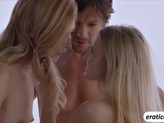 a heated threesome outdoor sex with alexa grace and scarlett sage