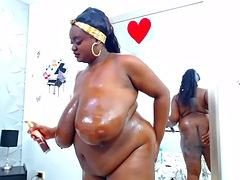 Chocolate Titty Heaven
