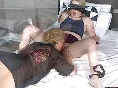 Nikki Capone and Lexxxus Adams nasty FFM