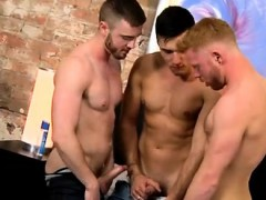 All male gay porn tubes JP Dubois Theo Ford Andro Maas