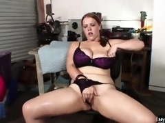 Black guy is fucking her tight wet pussy