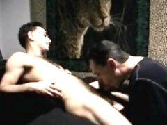 Str8 Paulie Tastes Cock