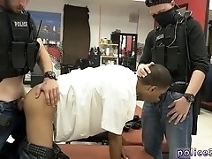 Xxx nude american police video gay Robbery Suspect
