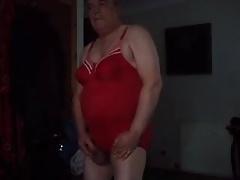 Swimsuit Wank