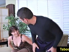 Angelique fetishnetwork cougar jerkoff