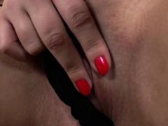 Lesbian latina assfucks female
