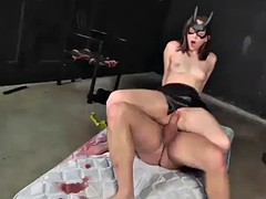 batgirl is taken in dungeon