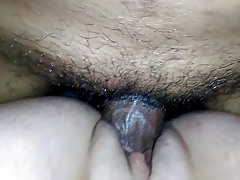 Wife loving my big dick