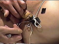 M's first urethral orgasm part 2 of 3